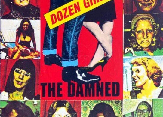 Dozen Girls 45 rpm sleeve