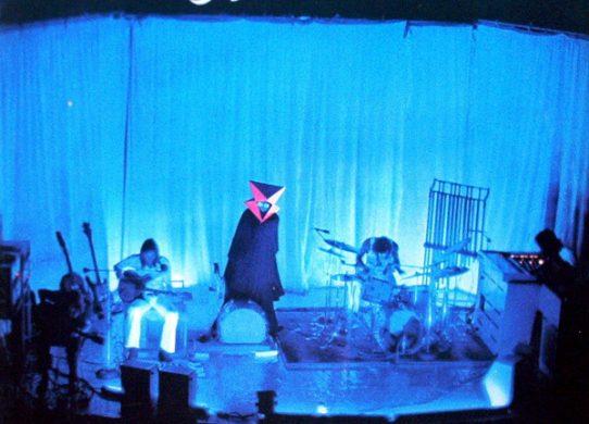 Genesis Live album cover